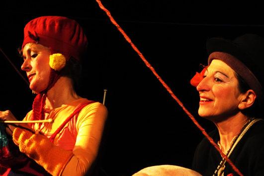 Petits riens et clopinettes - spectacle clown zafourire