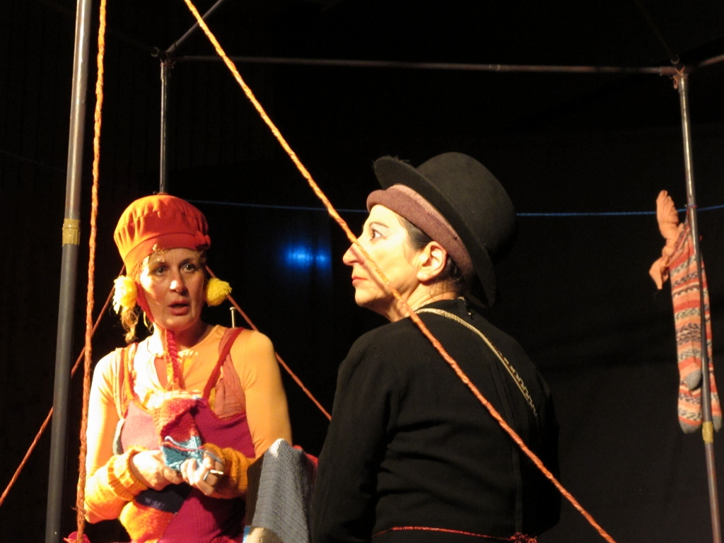 Petits riens et clopinette - spectacle de clown tout public