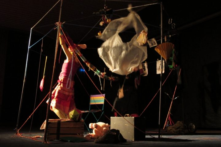 Petits riens et clopinette - spectacle de clown attachant