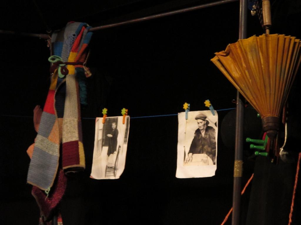 Petits riens et clopinette - spectacle de clown de la compagnie Zafou'Rire