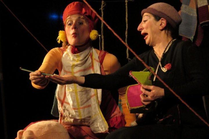 Petits riens et clopinette - spectacle de clown - Zafourire